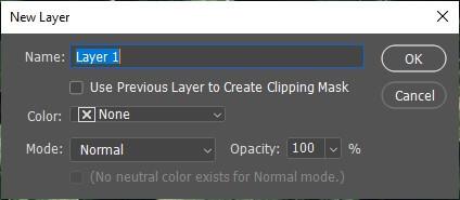 buat layer baru