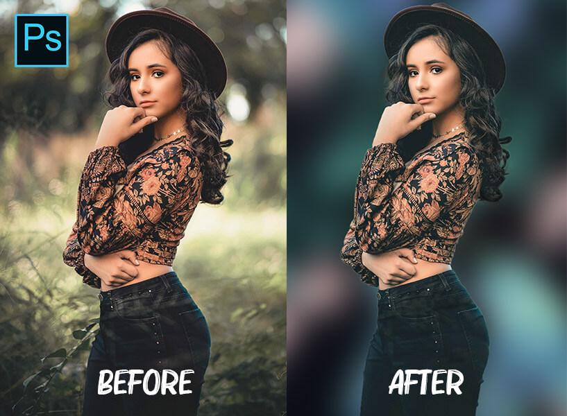 Tutorial-Cara-Mudah-Seleksi-Rambut-Di-Photoshop